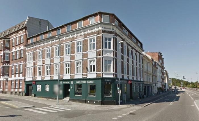 Skovvejen 1, Aarhus C